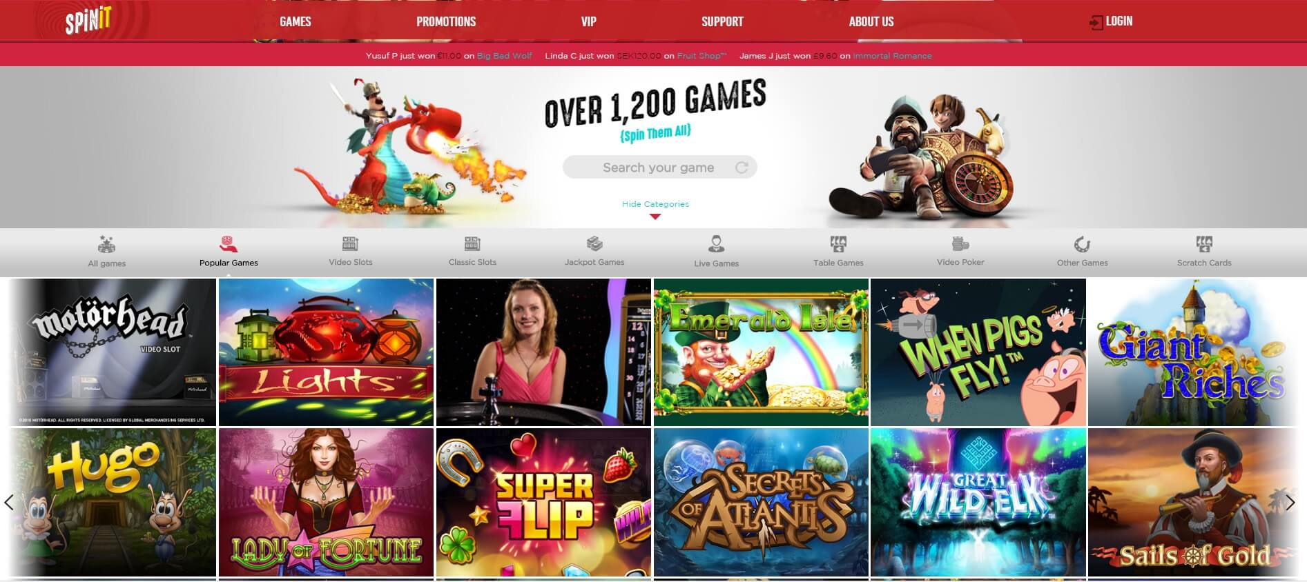 spinit casino uk